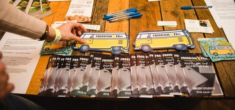 Freelancer a szénapadláson – beszámoló a januári Freedom X Miniről